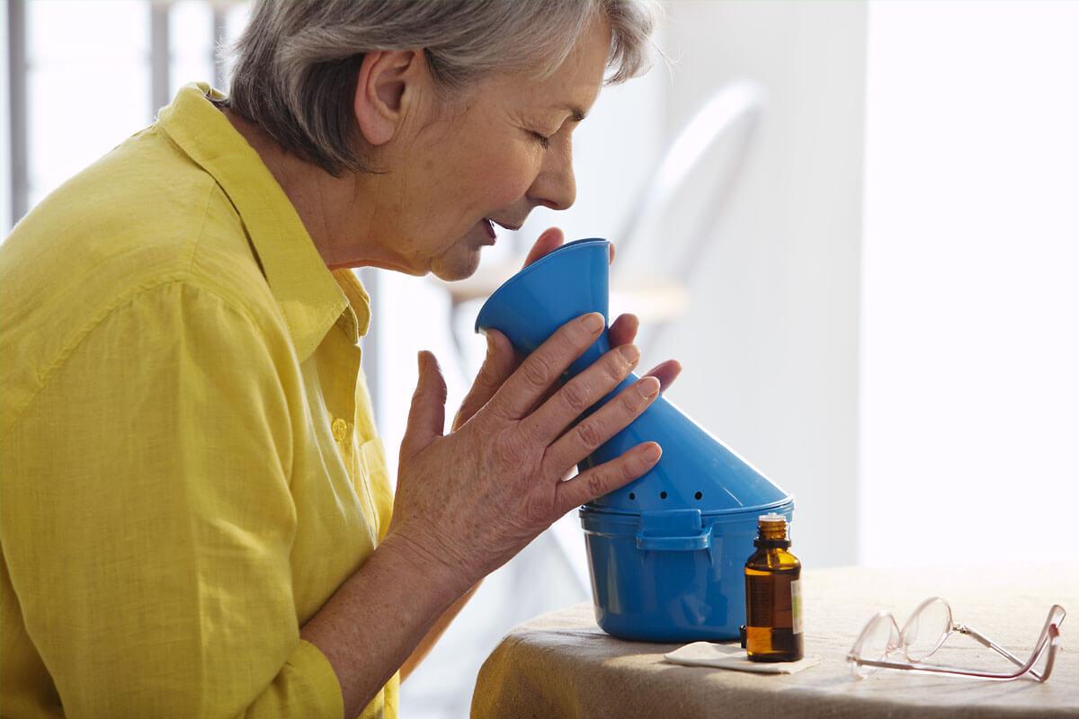 Inhalieren – aber richtig, © Image Point Fr/Shutterstock.com