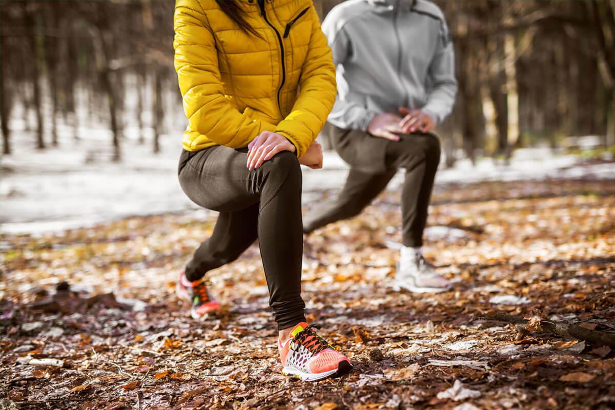 Joggen bei kalten Temperaturen, © Dusan Petkovic/Shutterstock.com